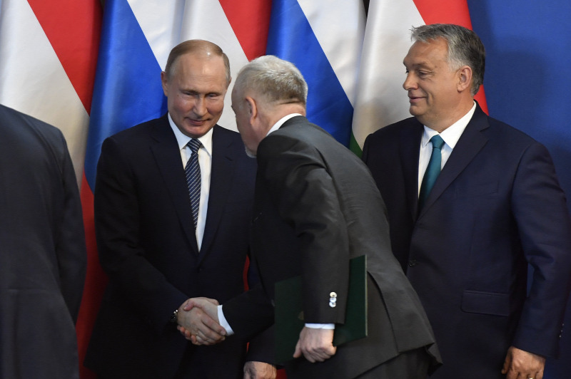 Megsérült Putyin dzsúdózás közben - videó