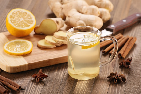 gyömbér tea felállítása fájdalom a prosztatában az erekció során