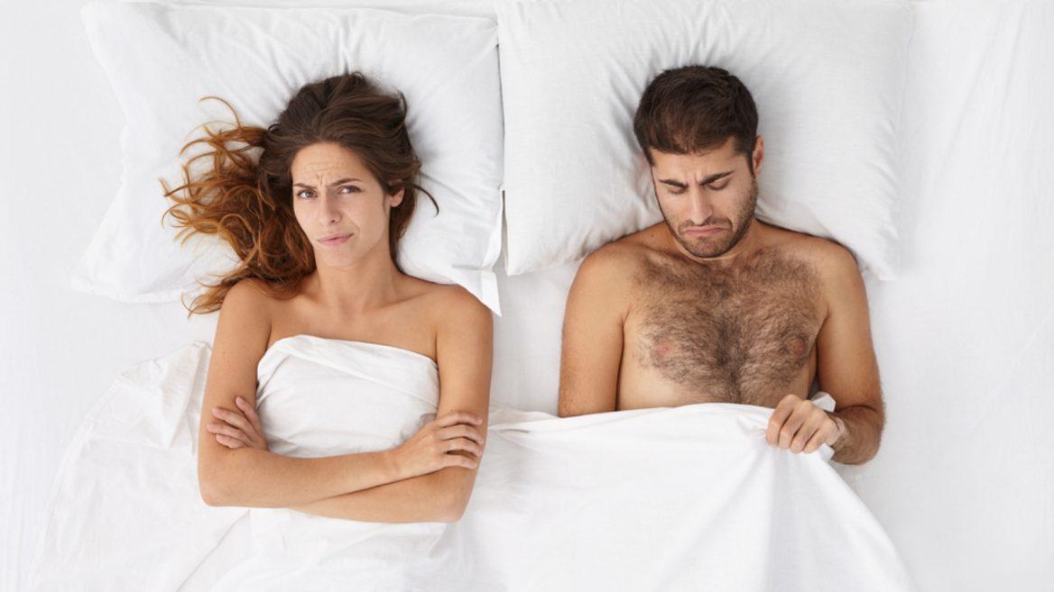 nincs merevedés és nem éri meg hogyan lehet megújítani az erekciót a férfiaknál