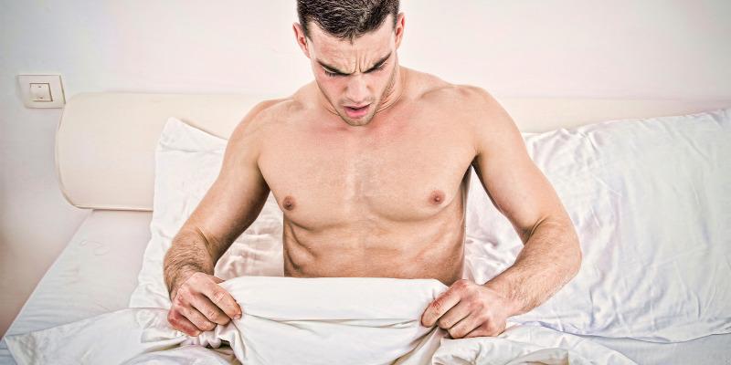 hogyan lehet ágyban, ha egy kis pénisz