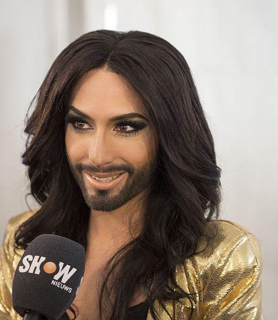 Conchita Wurst pénisz a legnagyobb péniszek tulajdonosai