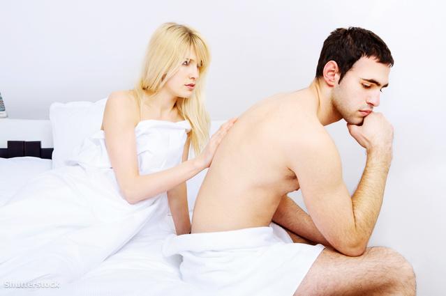 miért nem áll teljesen a pénisz