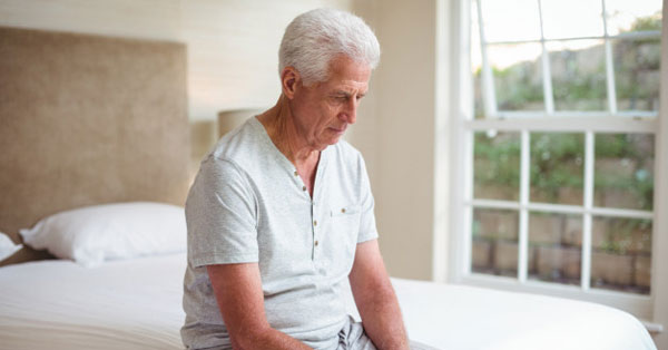 50 éves korára az erekció csökkent