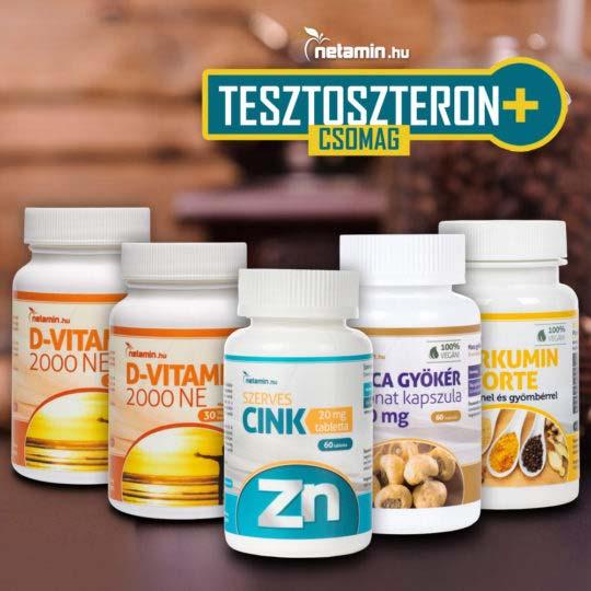 vitaminok az erekció fokozására