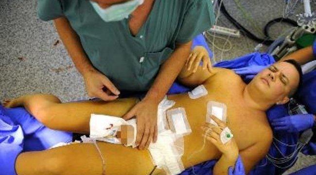 pénisz műtét során)