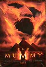 múmia erekciója