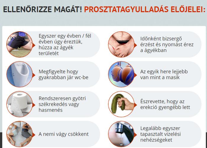 gyengült erekció prosztatagyulladással)