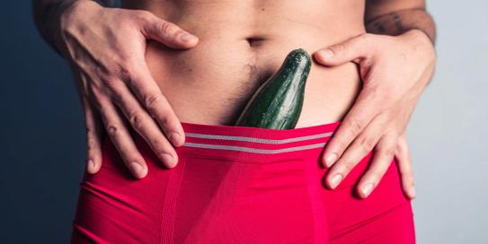 a férfiaknak bujkáló péniszük van