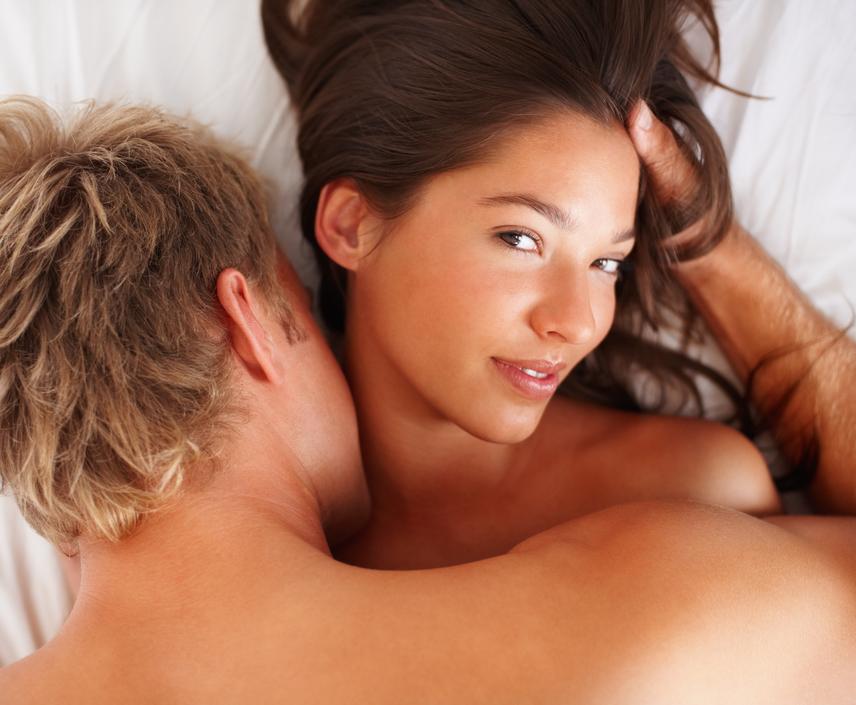 orgazmus gyenge erekcióval