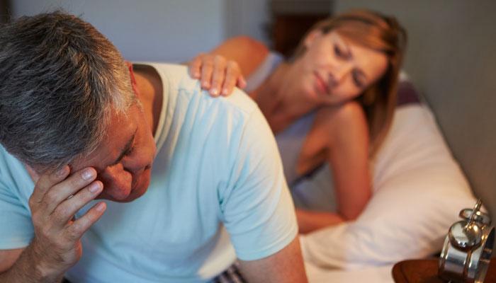 prosztatagyulladással eltűnt az erekció vörös foltok az erekción