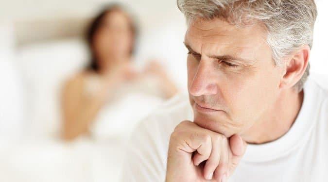 a gyenge erekció pszichológiai okai