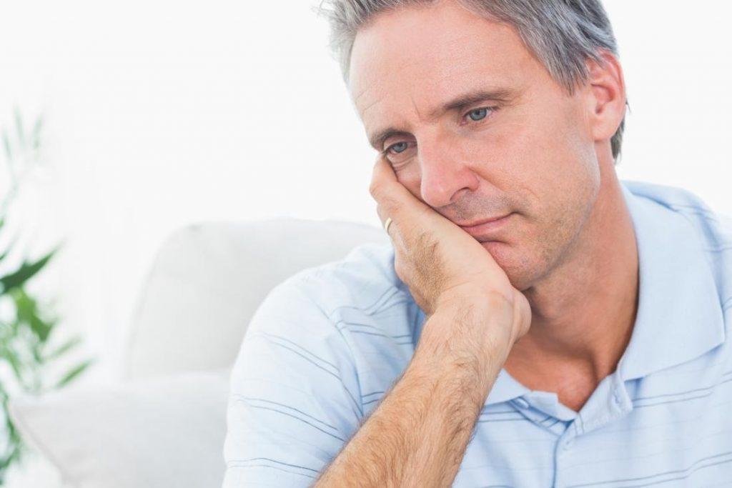 az erekció elvesztése prosztatagyulladással