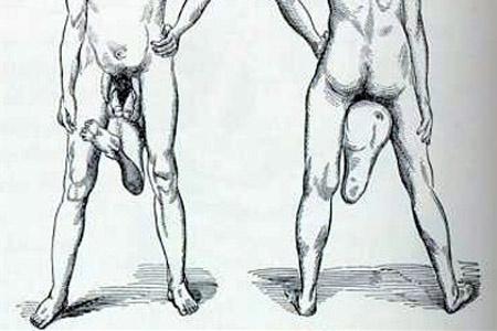 a pénisz sokáig állt férfiaknál)