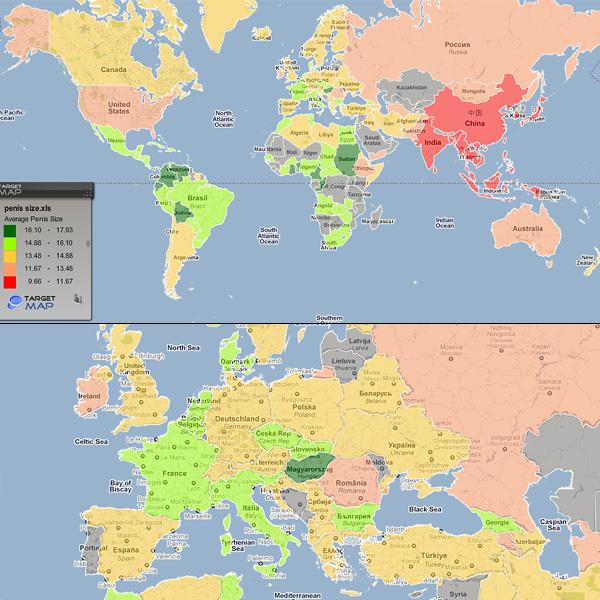 Ázsiai átlagos péniszméret