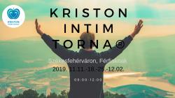Kriston Intim Torna Férfiaknak (KEZDŐ)