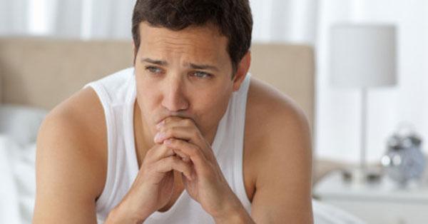 erekció utáni fájdalom a perineumban
