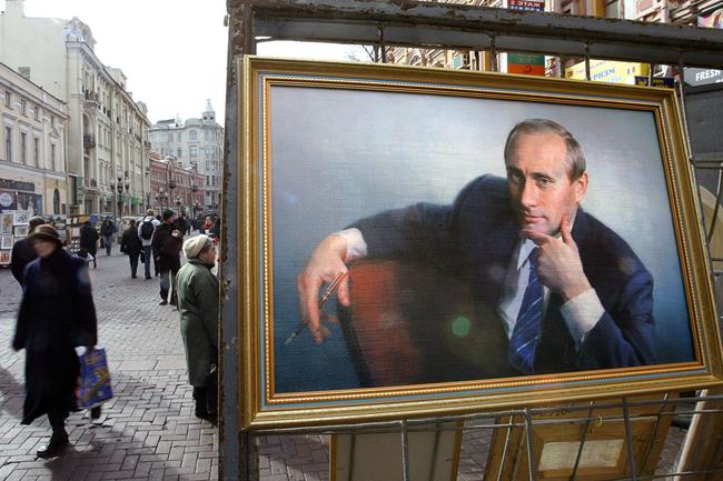 Putyin és a pénisz)