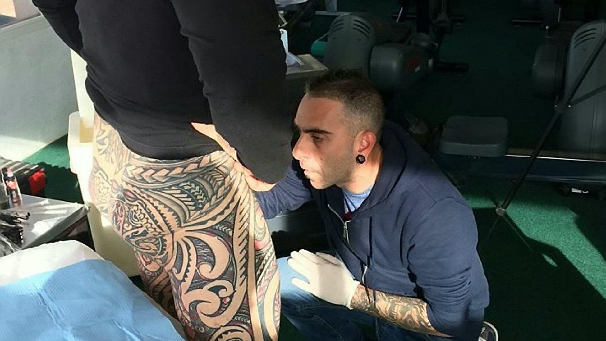 török ember péniszét