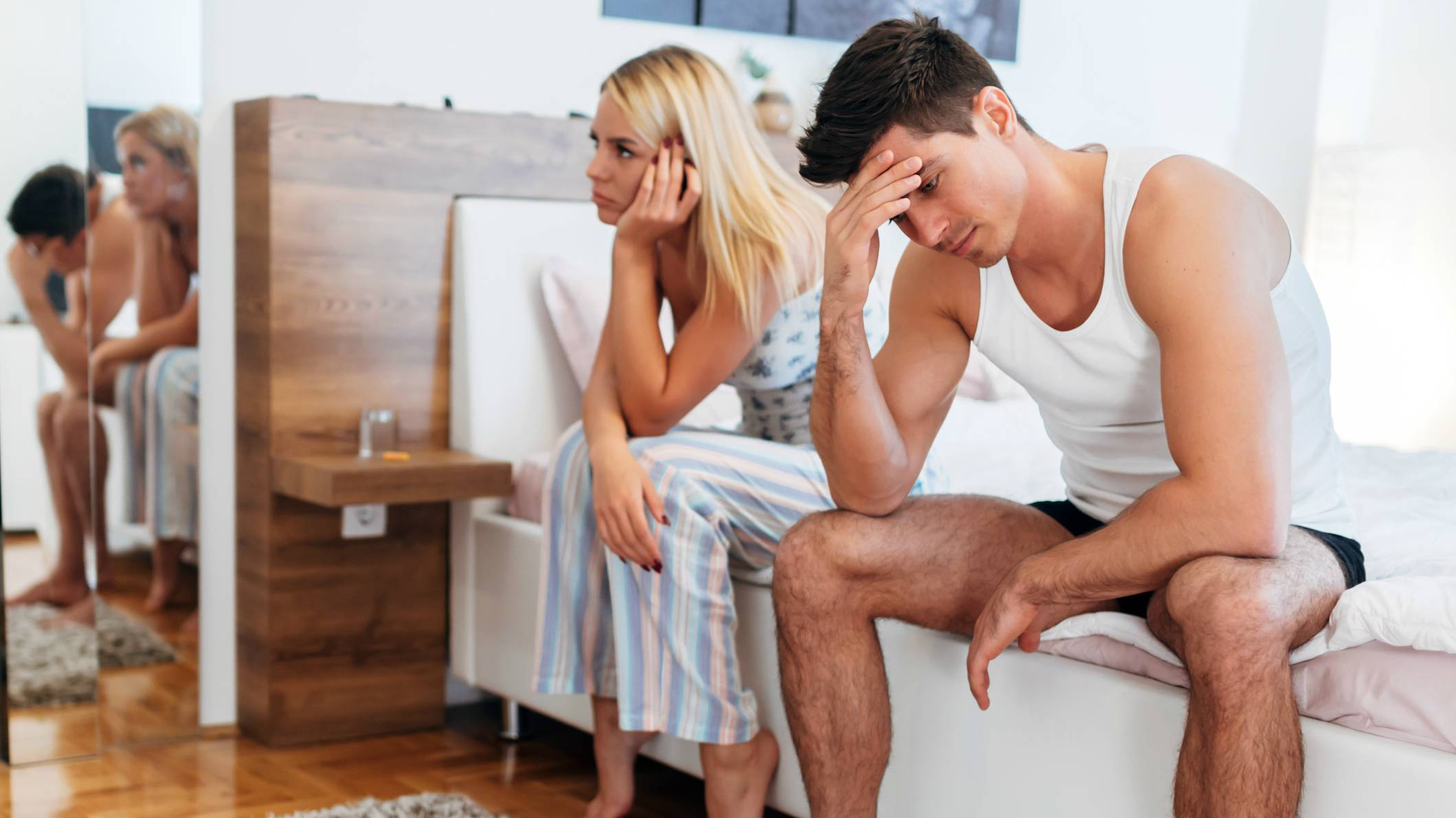 az erekció hirtelen eltűnt, mit kell tenni férfi erekciós megjelenés