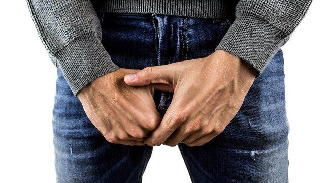 a pénisz leesett
