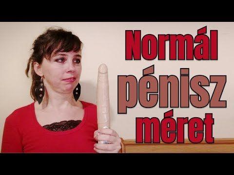 milyen péniszméret legyen az embereknek)
