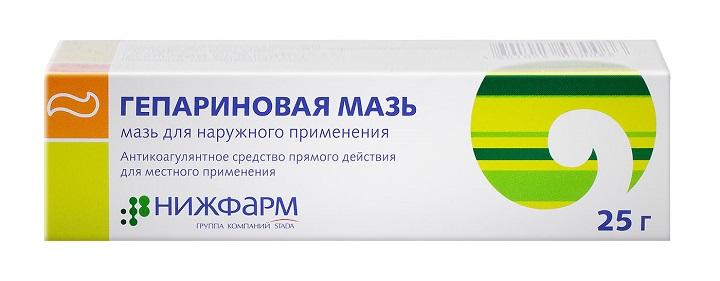 heparin kenőcs erekcióhoz