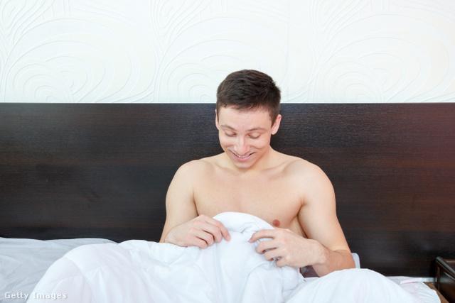 miért nincs a srácnak reggeli merevedése